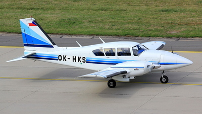 A picture of OKHKS - Piper PA23250 Aztec - [277954134] - © Robert Kolek - lojza