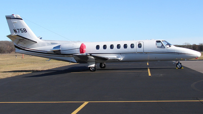 N75B - Cessna 560 Citation Ultra - Private
