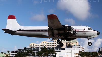 N406WA - Douglas C-54G Skymaster - Jet One Express