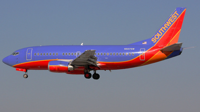 N507SW - Boeing 737-5H4 - Southwest Airlines