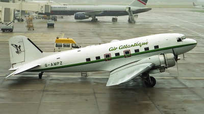 G-AMPZ - Douglas DC-3 - Air Atlantique