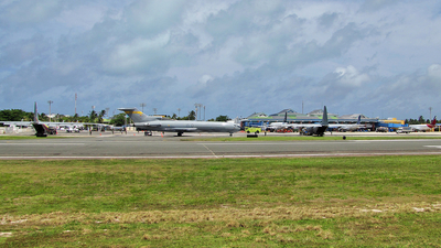 SKSP - Airport - Ramp