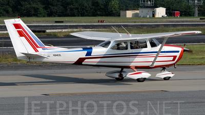 A picture of N8463L - Cessna 172L Skyhawk - [17256663] - © Agustin Anaya