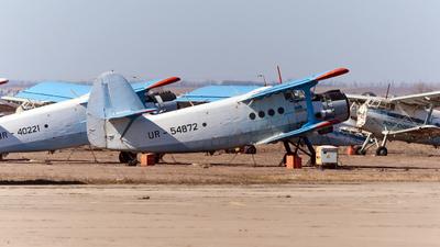 UR-54872 - PZL-Mielec An-2R - Untitled