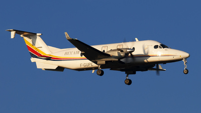 F-GUPE - Beech 1900D - Hex'Air