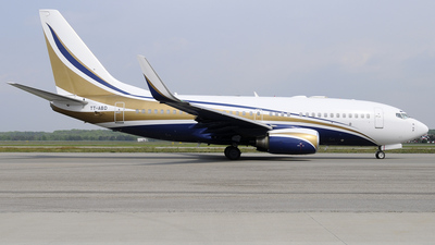 TT-ABD - Boeing 737-74Q(BBJ) - Tchad - Government