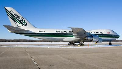 A picture of N486EV - Boeing 747212B - [20888] - © Jeremy D. Dando