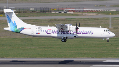 A picture of FWWLS - ATR 42600 - [] - © Romain Salerno / Aeronantes Spotters