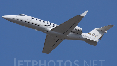 N90GS - Bombardier Learjet 45 - Private