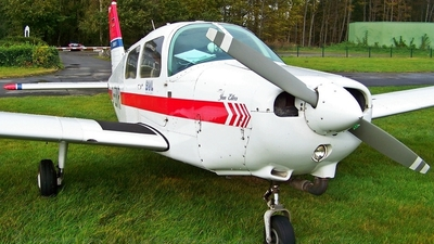A picture of DEBVR - Piper PA28161 Cadet - [2841172] - © Be9L