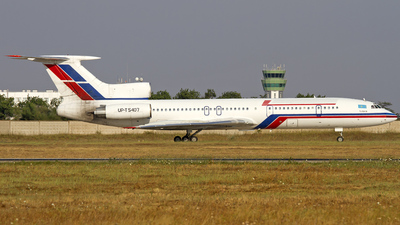 UP-T5407 - Tupolev Tu-154M - Skybus