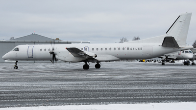 SE-LSB - Saab 2000 - Golden Air