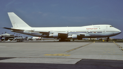TF-ABQ - Boeing 747-246B - Air Algérie (Air Atlanta Icelandic)