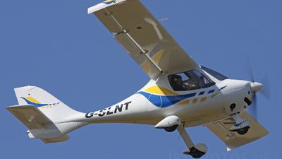 G-SLNT - Flight Design CTSW - Private