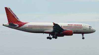 VT-ESD - Airbus A320-231 - Air India