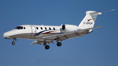 C-GPOP - Cessna 650 Citation VII - Northern Air Solutions