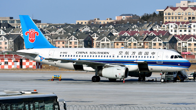 B-6162 - Airbus A319-132 - China Southern Airlines
