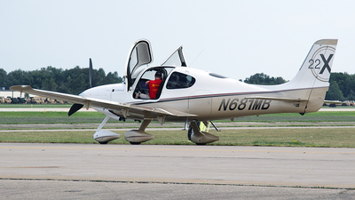 N681MB - Cirrus SR22-X - Private
