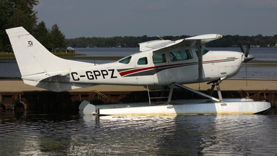 C-GPPZ - Cessna U206G Stationair - Private
