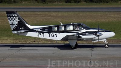 A picture of PRTGN - Beech G58 Baron - [TH2293] - © Junio Gracielo