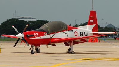 LD-0103 - KAI KT-1 Woong-Bee - Indonesia - Air Force