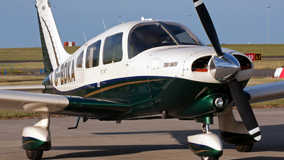 A picture of GBOKA - Piper PA28201T - [287921076] - © Robert Burke
