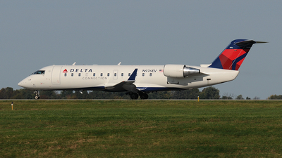 N976EV - Bombardier CRJ-200ER - Delta Connection (Atlantic Southeast Airlines)