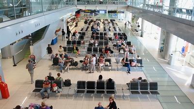 LDDU - Airport - Terminal