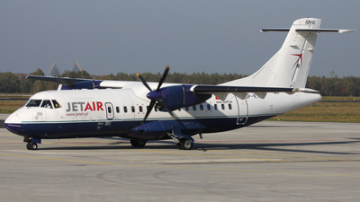 SP-KTR - ATR 42-300 - Jet Air