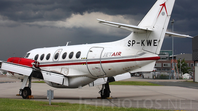 SP-KWE - British Aerospace Jetstream 32 - Jet Air