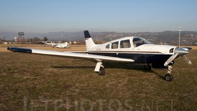 I-MADS - Piper PA-28R-201T Turbo Cherokee Arrow III - Alitraining
