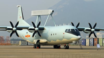 30171 - Shaanxi Y-8/KJ200 - China - Air Force