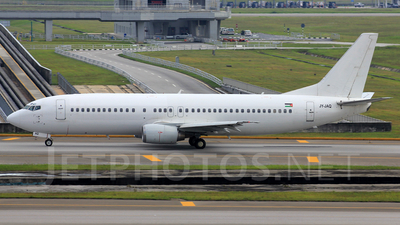 JY-JAQ - Boeing 737-46J - Jordan Aviation