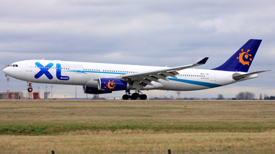 EC-JHP - Airbus A330-343 - XL Airways France (Iberworld Airlines)