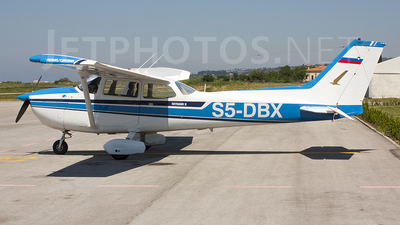 A picture of S5DBX - Cessna F172N - [F17202021] - © Marc Ulm
