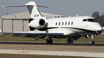 N672BP - Bombardier BD-100-1A10 Challenger 300 - Private