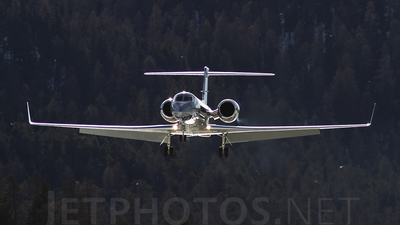 D-AJJK - Gulfstream G550 - Windrose Air