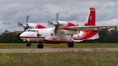 32 - Antonov An-32P - Ukraine - Ministry of Emergency Situations