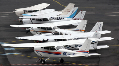 OK-ELN - Reims-Cessna F172G Skyhawk - Let's Fly