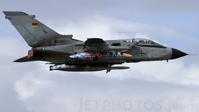 46-51 - Panavia Tornado ECR - Germany - Air Force