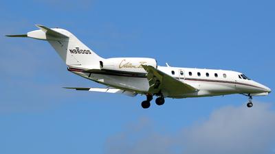 N960QS - Cessna 750 Citation X - NetJets Aviation