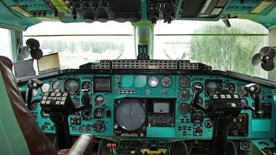 CCCP-77106 - Tupolev Tu-144 - Aeroflot