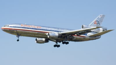 N167AA - McDonnell Douglas DC-10-10 - American Airlines