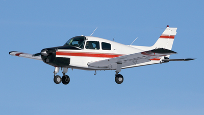 C-FUCE - Beechcraft A19 Musketeer Sport - Private