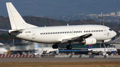LZ-HVB - Boeing 737-3S1 - Bulgaria Air