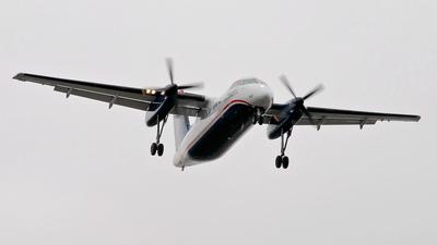 A picture of N911HA - De Havilland Canada Dash 8100 - [034] - © Pier Francesco Baglivo
