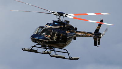 N3050S - Bell 407 - First Helicopters