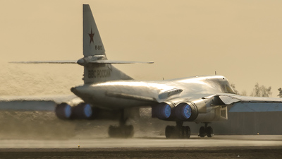 RF-94113 - Tupolev Tu-160 Blackjack - Russia - Air Force
