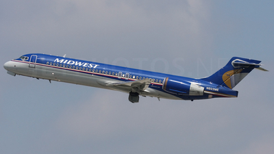 N922ME - Boeing 717-2BL - Midwest Airlines