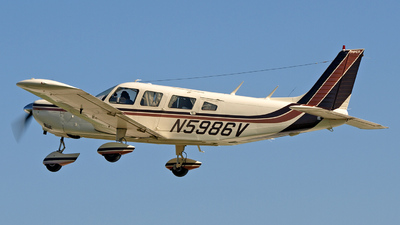 A picture of N5986V - Piper PA32260 - [327700018] - © Steve Homewood
